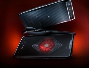Motorola Milestone Razr (Foto: Reprodução)