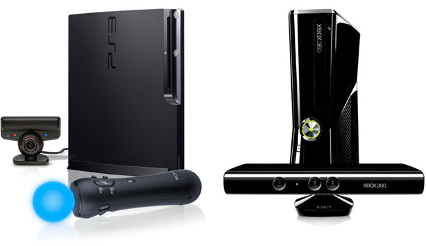 Playstation 3 Vs Xbox 360 (Foto: Reprodução)