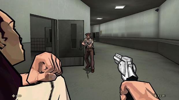 O primeiro XIII, desenvolvido pela Ubisoft (Foto: Divulgação)