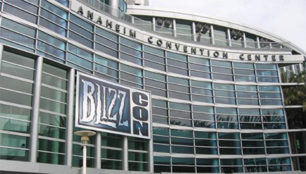 Entrada do Anaheim Convention Center, onde acontecerá a BlizzCon 2011 (Foto: Divulgação)