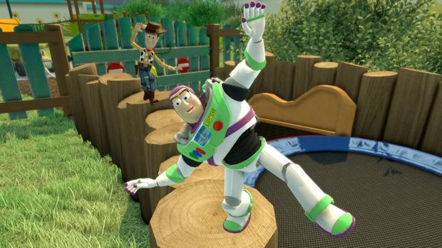 Novo jogo da Disney para o Kinect, colocará você nos filmes da Pixar (Foto: Divulgação)