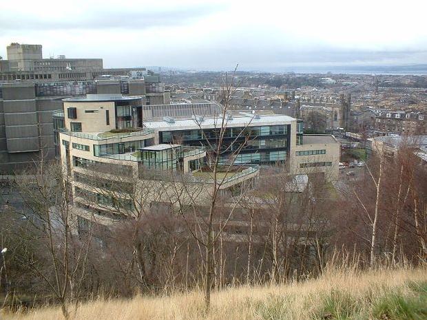 Sede da Rockstar North em Edimburgo, Escócia (Foto: Divulgação)