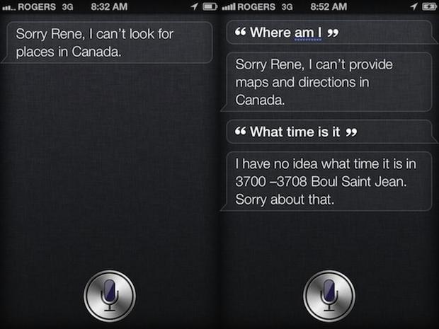 Siri ainda não funciona bem fora dos Estados Unidos (Foto: Reprodução)