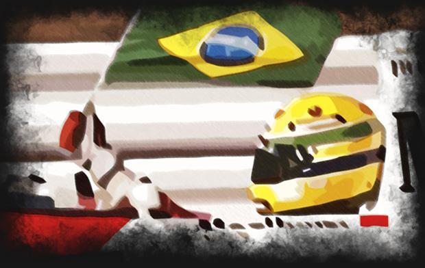 Reiza Studios anuncia jogo com Ayrton Senna (Foto: Divulgação)