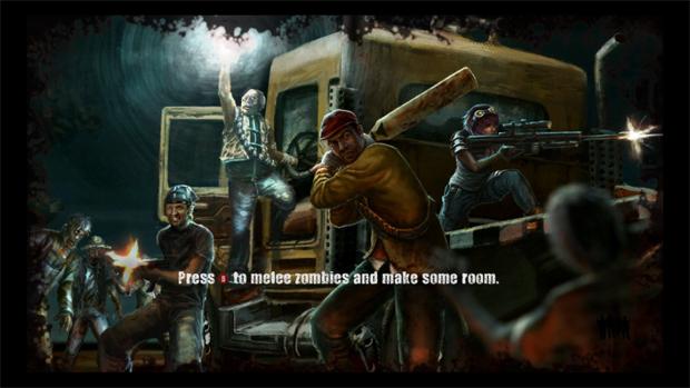 Os novos personagens de Zombie Apocalypse: Never Die Alone (Foto: Divulgação)