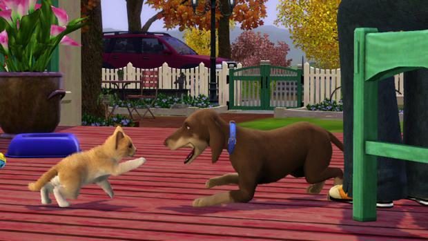 The Sims 3: Pets (Foto: Divulgação)