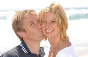 Craig e Lauren Booth  (Foto: Reprodução)
