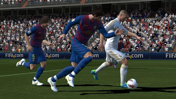 FIFA 12 (Foto: The Gaming Liberty)