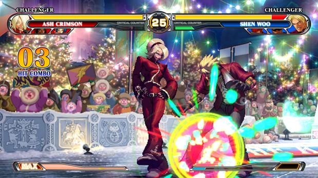 King of Fighter XIII  (Foto: Divulgação)