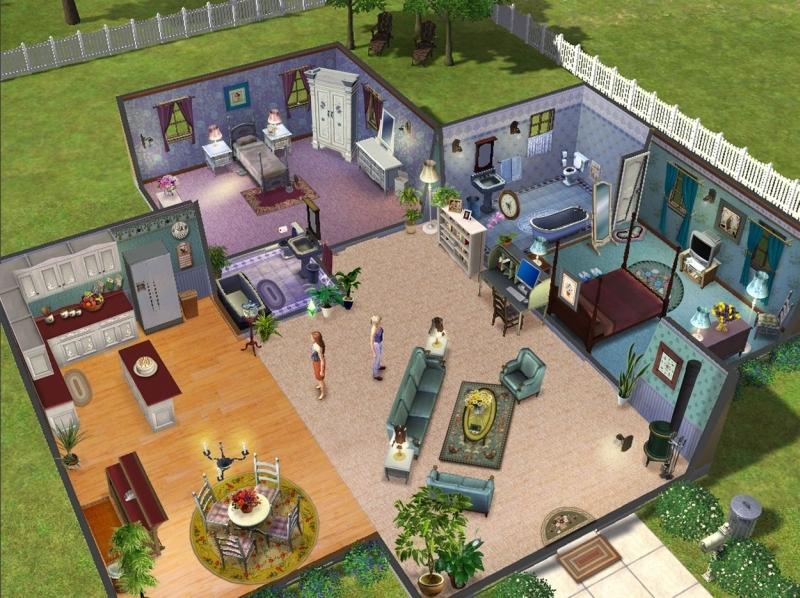 The Sims 3 (Foto: Divulgação)