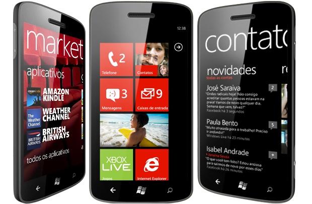 Windows Phone 7 (Foto: Reprodução)