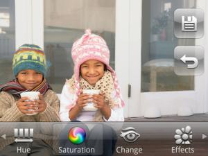 Photo Studio para BlackBerry (Foto: Reprodução)
