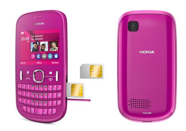 Nokia Asha 200 (Foto: Divulgação)