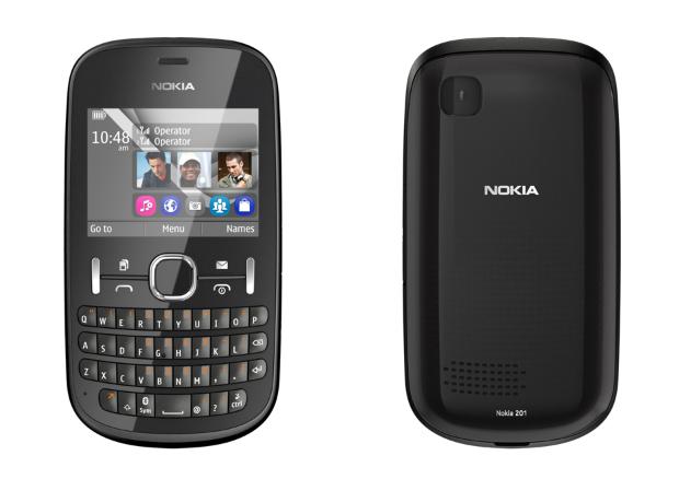 Nokia Asha 201 (Foto: Divulgação)