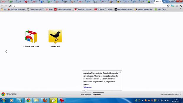 Chrome Web Store (Foto: Reprodução)