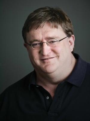 Gabe Newell (Foto: Divulgação)