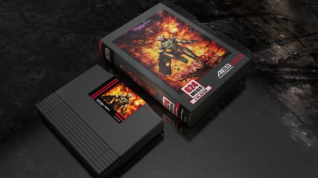GunLord é novo jogo para Neo Geo e Dreamcast (Foto: Divulgação)