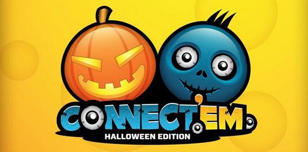 Connect'Em Halloween, jogo para Android (Foto: Divulgação)