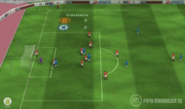 FIFA Manager 12 (Foto: Divulgação)