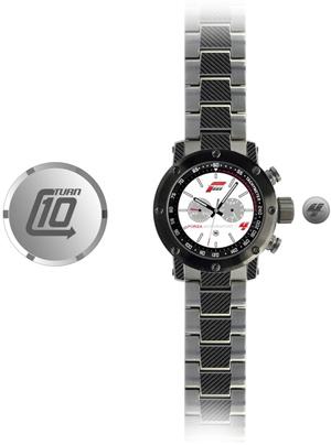 Empresa cria relógio inspirado no Forza 4 (Foto: Divulgação)