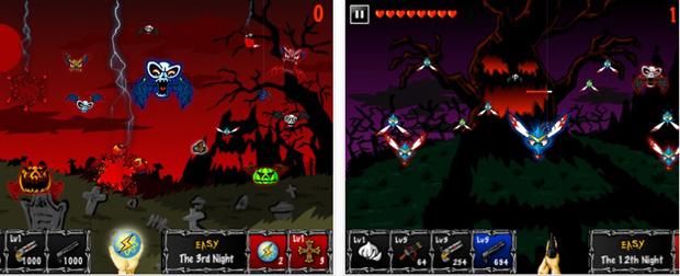 Blood Hunter Adventure Lite, para iPhone (Foto: Divulgação)