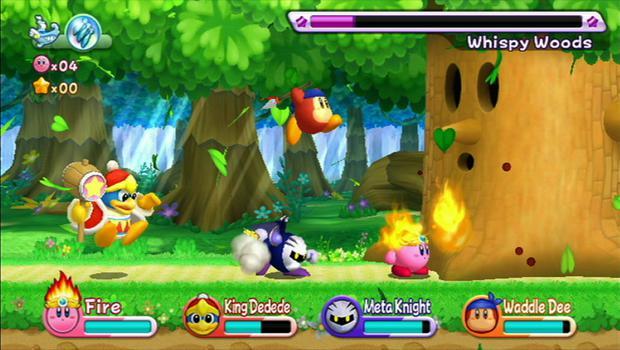 Kirby's Return to Dream Land  (Foto: Divulgação)