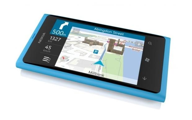 Nokia Lumia (Foto: Divulgação)