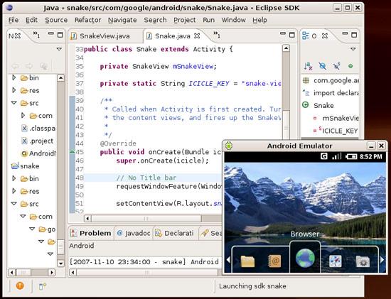 É preciso ter instalado Java e Eclipse. (Foto: Divulgação)