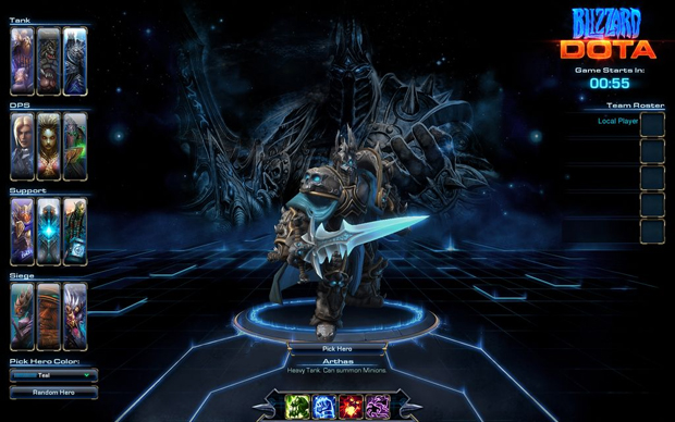 Blizzard DOTA (Foto: Divulgação)