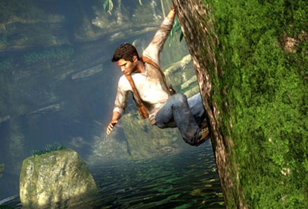 Uncharted: Drake's Fortune (Foto: Divulgação)