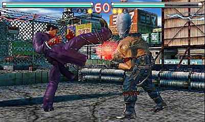 Tekken 3D: Prime Edition (Foto: Reprodução)