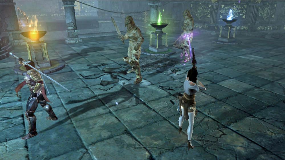 Dungeon Siege III (Foto: Divulgação)