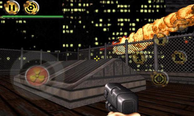 Duke Nukem 3D para Android (Foto: Divulgação)