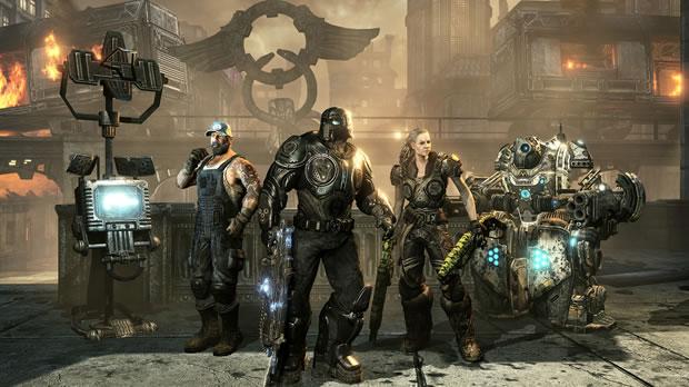 Horde Command Pack para o Gears of War 3 (Foto: Divulgação)