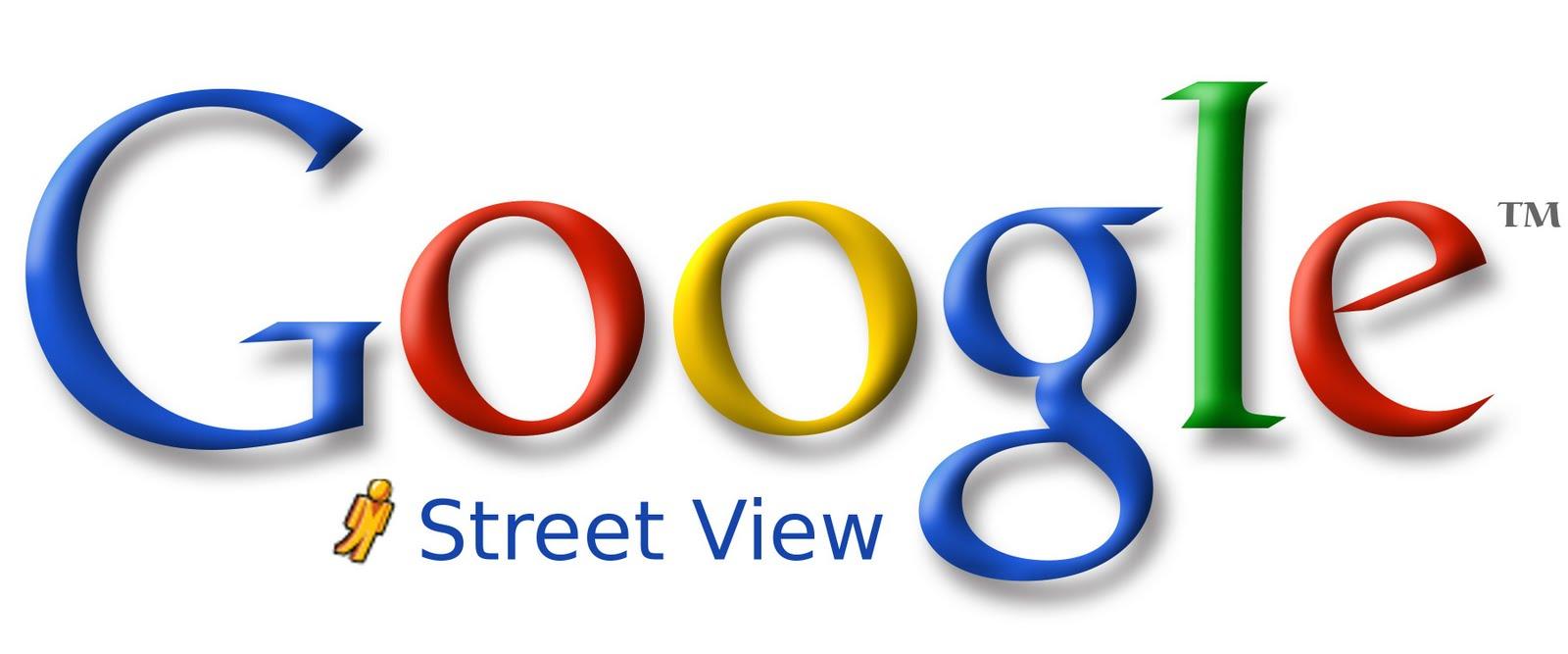 Logo do Google Street View (Foto: Divulgação)