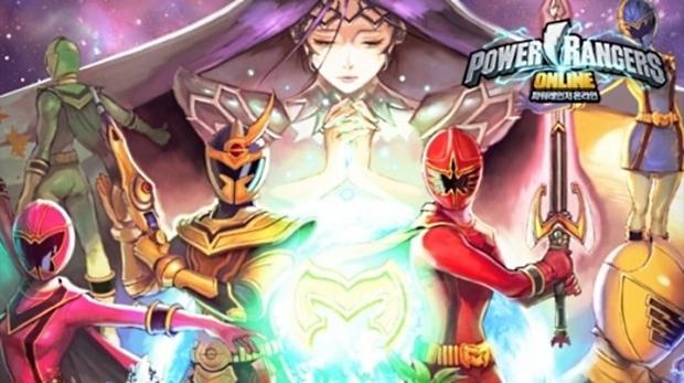 Power Rangers Online (Foto: Divulgação)