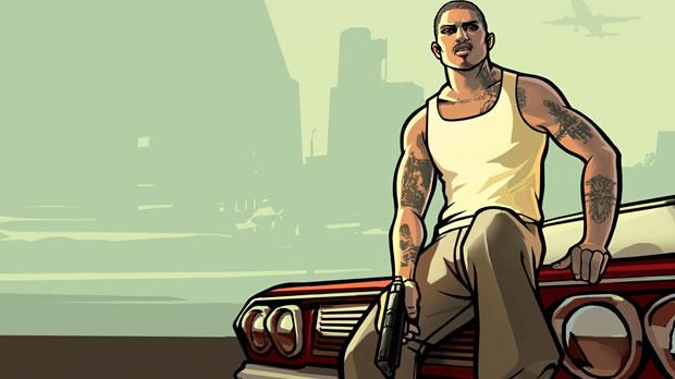 Grand Theft Auto: San Andreas (Foto: Divulgação)