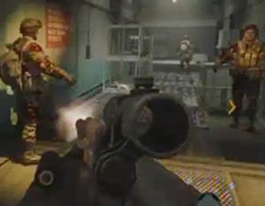 Zumbi em Call of Duty? (Foto: Reprodução)