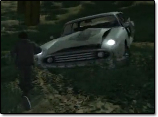 carros-fantasma em GTA (Foto: Reprodu&#231;&#227;o)