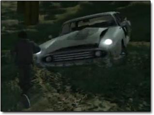 carros-fantasma em GTA (Foto: Reprodução)
