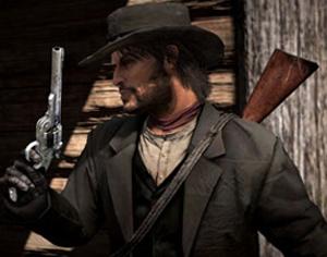 Cuidado, cowboy! (Foto: Reprodução)