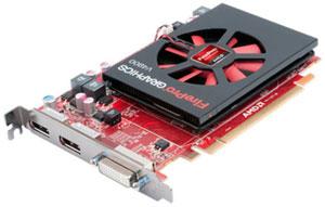 Placa de vídeo FirePro V4900, da AMD. (Foto: Divulgação)