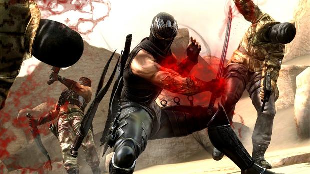 Ninja Gaiden III (Foto: Divulgação)