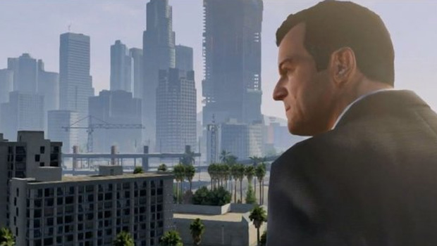 Grand Theft Auto V  (Foto: Divulgação)