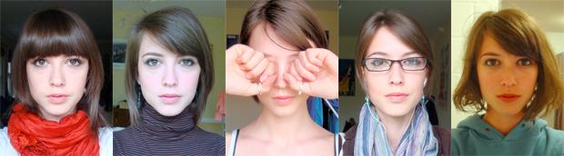Madandcrazychild tira sua própria foto todos os dias durante 4 anos e meio (Foto: Reprodução)