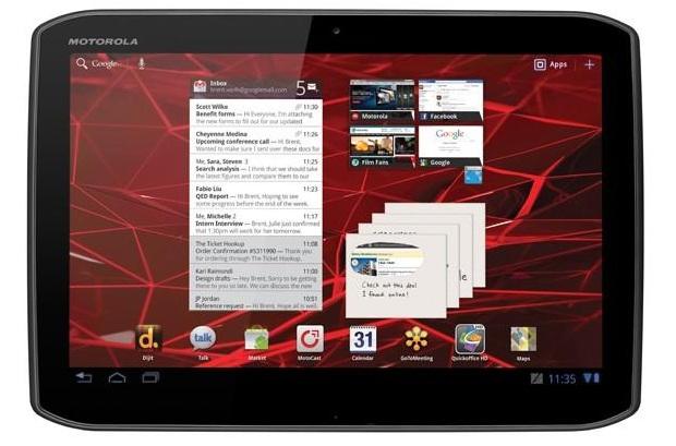 Motorola Xoom 2 (Foto: Divulgação)