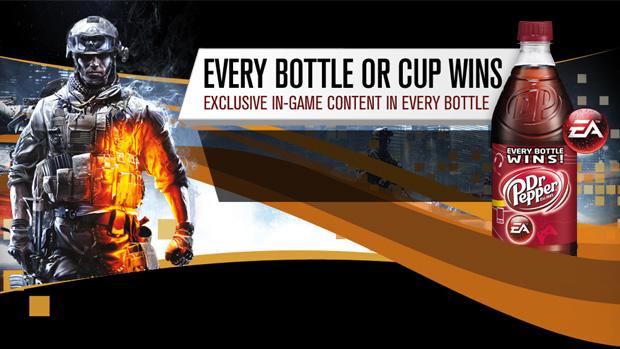 EA dará extras de Battlefield 3 em tampinhas de refrigerante (Foto: Divulgação)