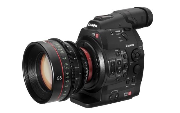 Canon EOS C300 (Foto: Reprodução/dPreview)