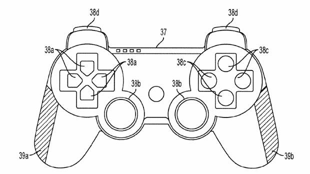 Sony registra patente de controle com sensor biométrico (Foto: Divulgação)