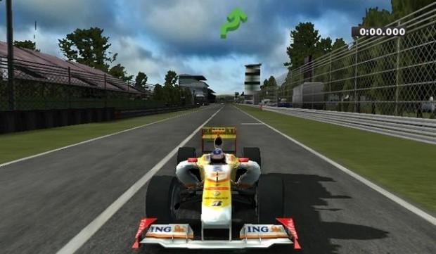 F1 2011 para 3DS (Foto: Divulgação)